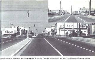 19th Avenue widening (1940)