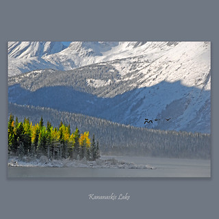 Kananaskis Lake #122