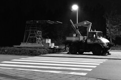 Werkmaterieel  tram-  support vehicles