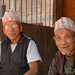 Smiles from the Elders - Bakhtapur, Nepal