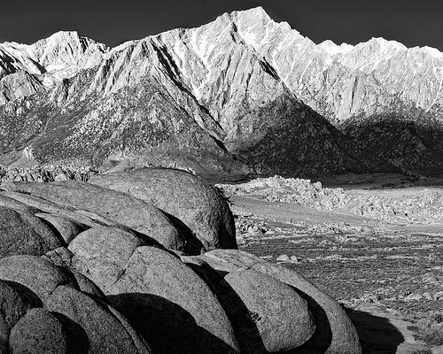 Across to Mt. Whitney