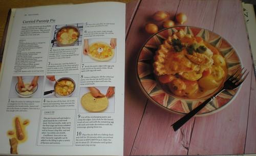 curried parsnip pie recipe