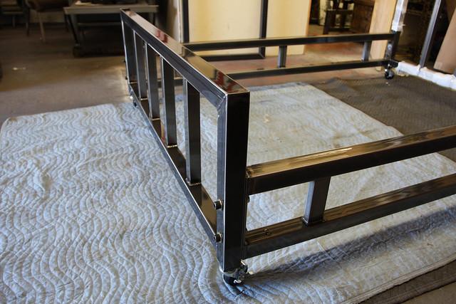 Full Bed Frame Under