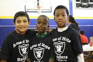 Arms of Hope- San Antonio Raiders 173