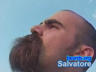 Salvatore: going goatee, part 11