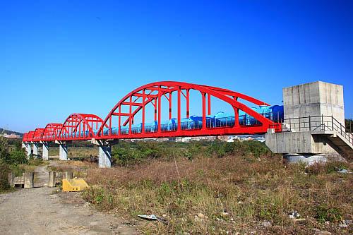 GB97板新水廠-三鶯水管橋