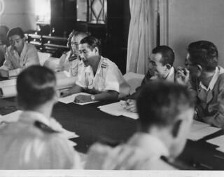 Surrendering Aboard HMS Nelson