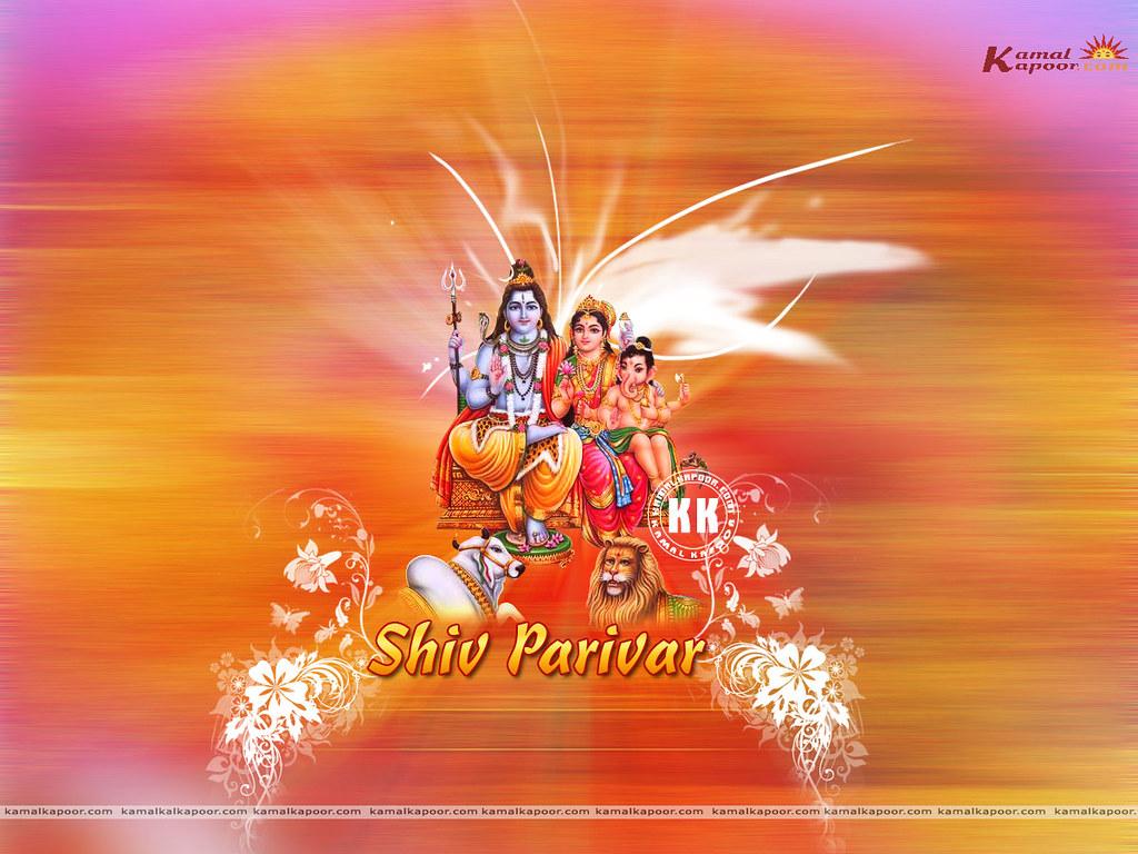Shivji Wallpapers Different Lord Shiva Parivar Wallpaper A Photo