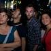 Sydney Festival-goers by drearyclocks