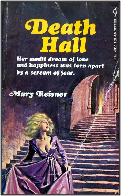 Romance Book Cover Keyboard : Death hall by mary reisner flickr photo sharing
