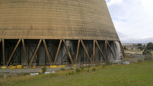 澳洲維多利亞省的火力發電廠。(來源:Sascha Grant)