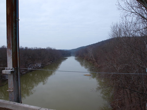 kentucky ironbridge owencounty backroads trussbridge