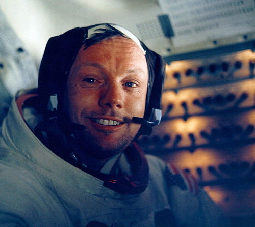 ... Neil Armstrong- Apollo 11