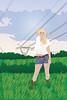 Kelsey Powercut Illustration