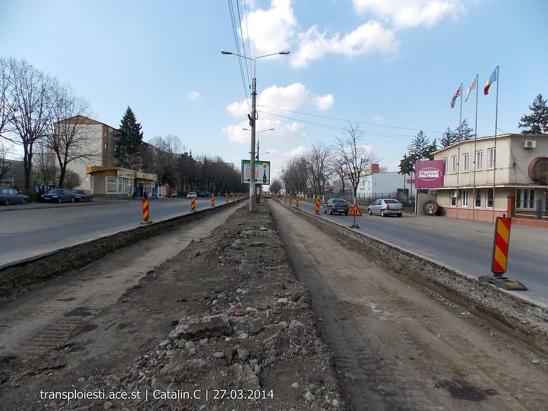 Traseul 102, etapa I: Bucla Nord ( Sp. Județean ) - Intersecție Republicii - Pagina 2 13506730984_5a1bca2954_c
