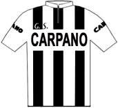 Carpano - Giro d'Italia 1961