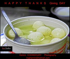 -Thanks Giving Day 26th Nov 2011