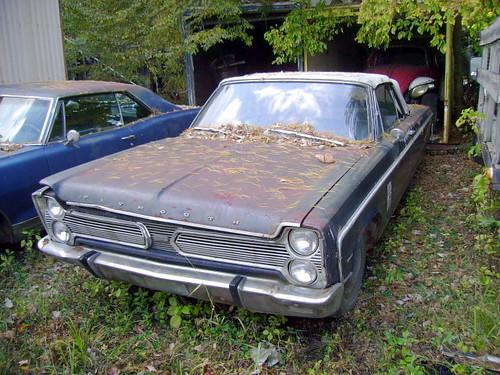 1966 Plymouth Fury III Convertible