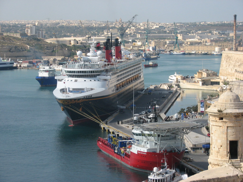 Disney Cruise Line in Malta