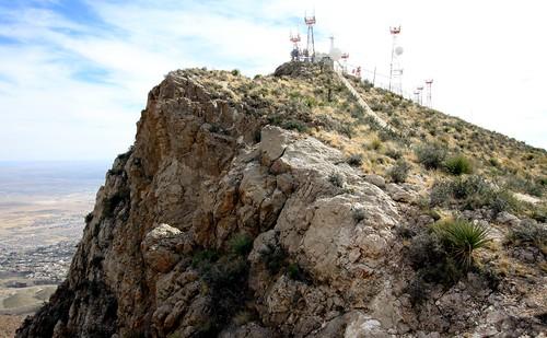 texas towers elpaso faa franklinmountains roncolemantrail southfranklinmountain
