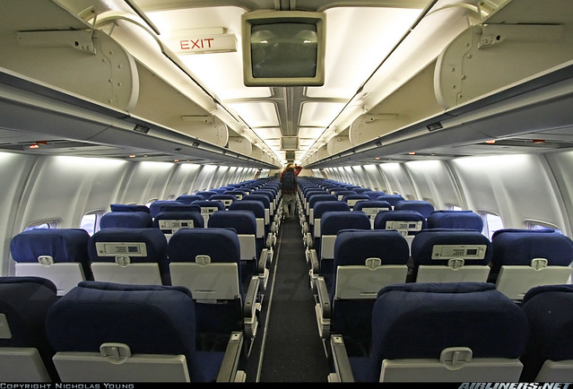 United Airline Planes Inside United Airlines Boeing...