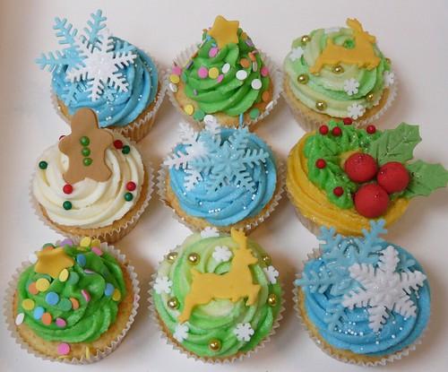 Henry Birthday Cupcakes