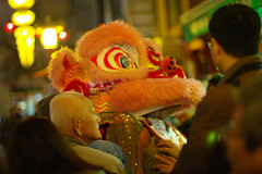 Motomachi:  Preparing for Chinese New Year: Dec. 2010