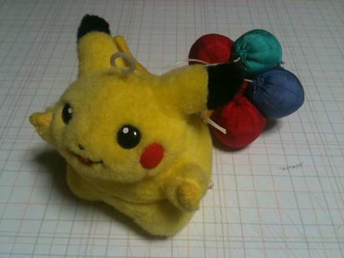 ANA Balloon Pikachu