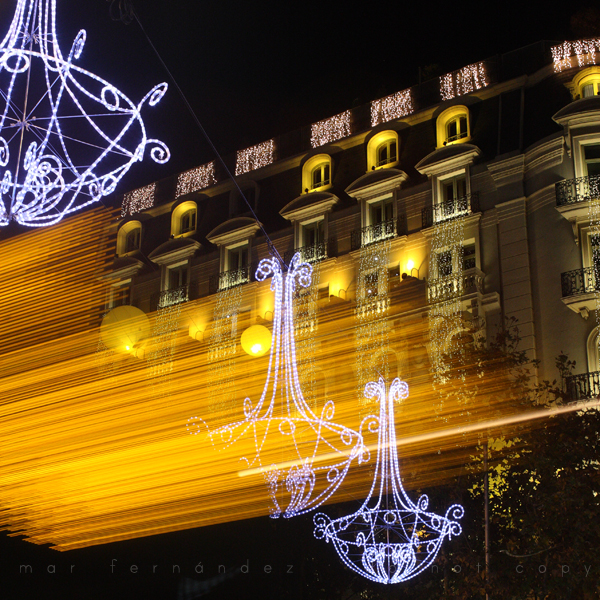 Advent photo-calendar 15: Christmas Lights on the street (II)