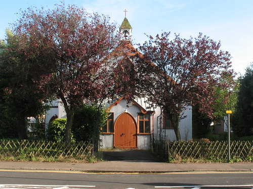 Hythe's 'Tin Tabernacle'