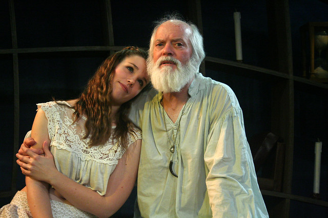 Miranda and Prospero | Act II Playhouse's production of ...