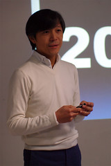 Mr. Sigma President Yamaki