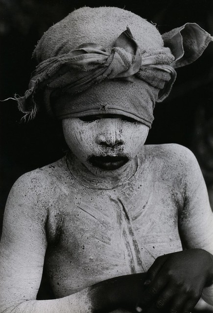 Child, Liberia, by Rene Burri 1975
