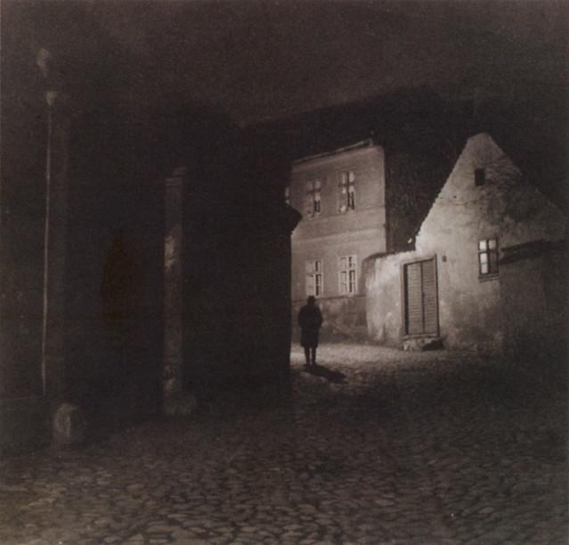 Budapest, Hungary, by André Kertész 1914