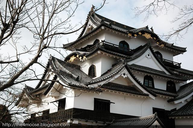 Hikone Castle 彦根城 - Tenshu