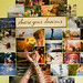 photo wall by sprinkle happiness