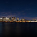 Boston Skyline Multi-Row Gigapan Panorama 189 MP by LensProToGo