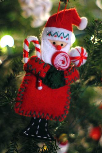 sweets santa!