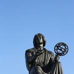 Nicolaus Copernicus at the Adler Planitaruim