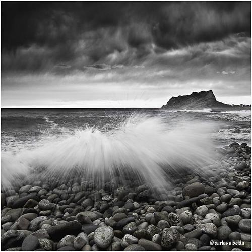 canon atardecer agua bn lee cielos rocas 1022 piedras dn filtro bravas salpicar 50d mareas baladrar