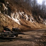 Panhandle trail WV and Montour trail PA