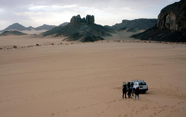 Las maravillas del desierto del Sahara 5323731270_255e14dfd6_z