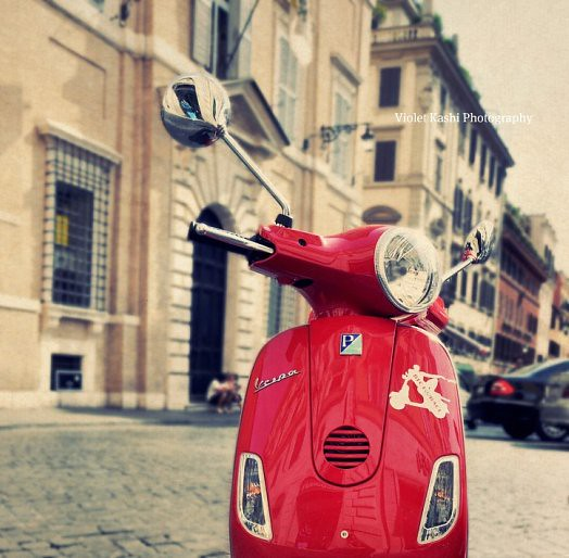 Vespa Tuesday