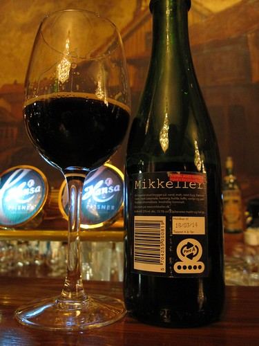 Mikkeller Black Hole Barrel Aged Edition Red Wine