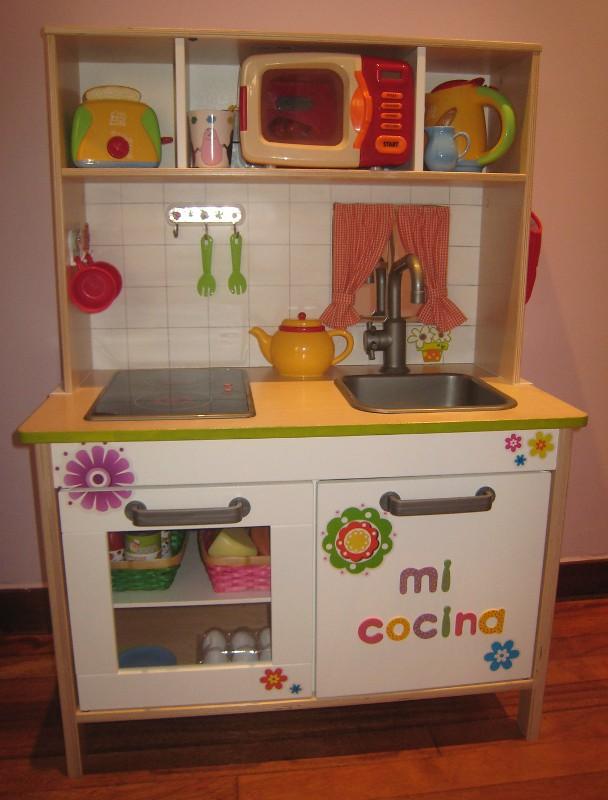 La Cocinita Frente He Aqui La Cocinita De Ikea Que Le He Flickr