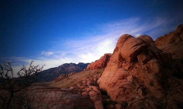 Red Rock Canyon Las Vegas NV (HTC EVO 4G)