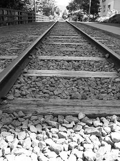 'railroad/線路' by Ai Amo