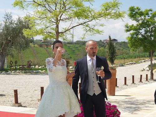 Il sapore del vino dagli #SposiLiberi by Ylbert Durishti