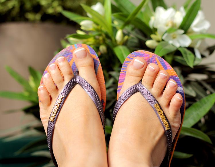 Flip-flops: Havaianas