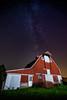 Night Barn
